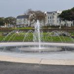 Water feature, Kings Gardens, Soutport