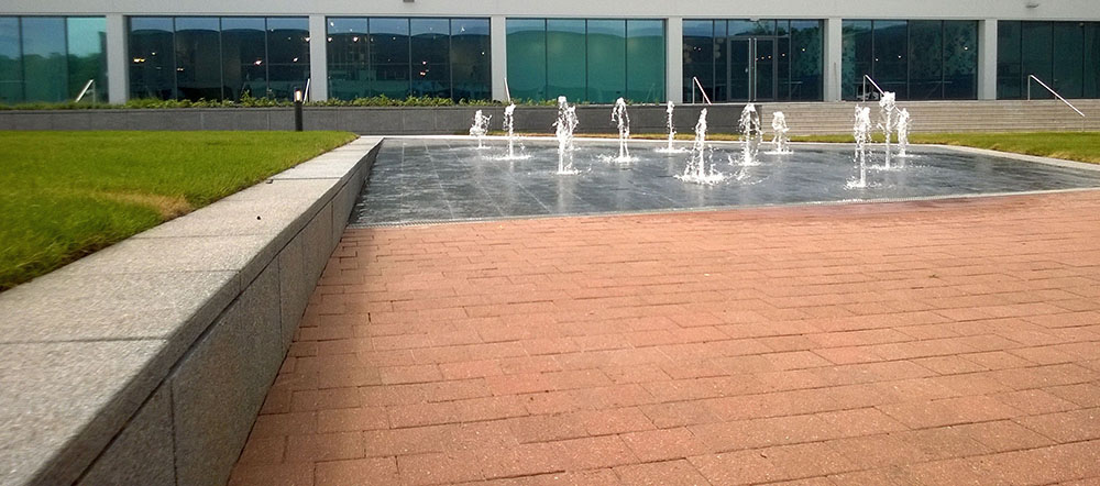 World Of Wedgwood Fountains Amp Features